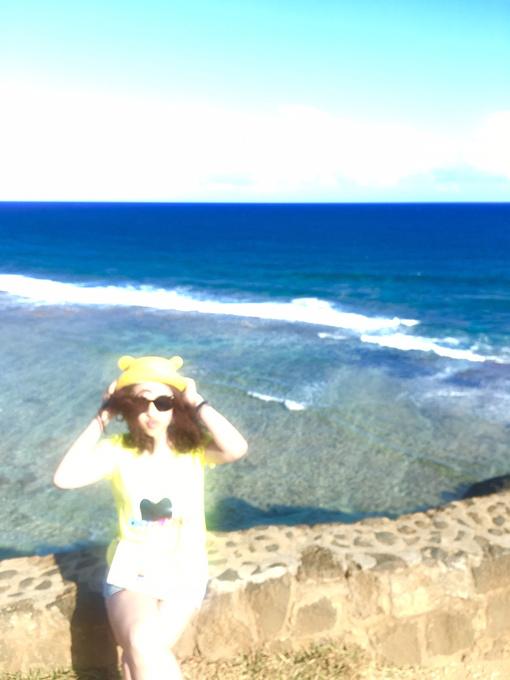 大浪湾图片