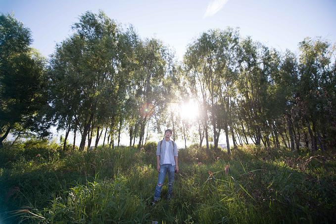 下末村湿地图片