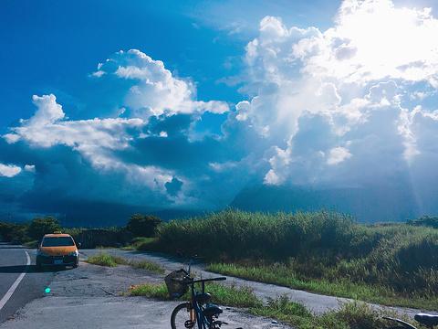 七星潭风景区旅游景点攻略图