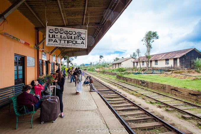 Pattipola车站图片