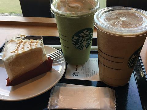 Starbucks Coffee, Kyoto Tower旅游景点图片
