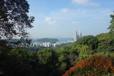 花芭山旅游景点攻略图