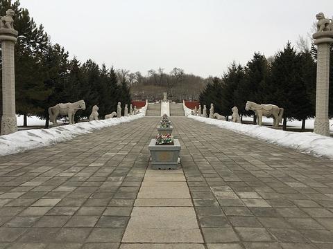金上京历史博物馆旅游景点图片