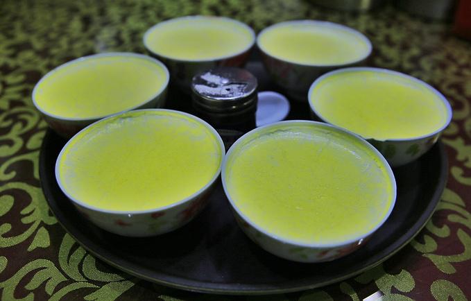 西宁酸奶图片
