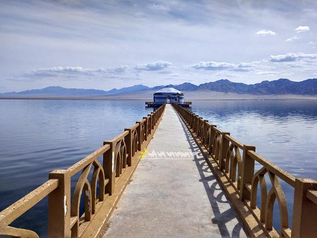 小苏干湖图片