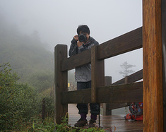 一个人的徒步——西岭雪山大飞水景区游记