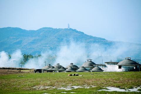 高坡苗乡的图片