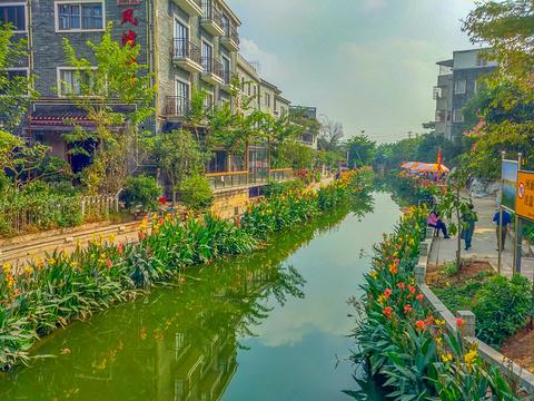 黄埔古港遗址旅游景点攻略图