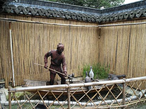 蚬江渔唱馆旅游景点图片