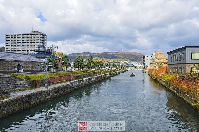 小樽运河图片