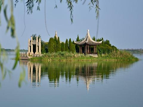 锦溪古镇旅游景点图片