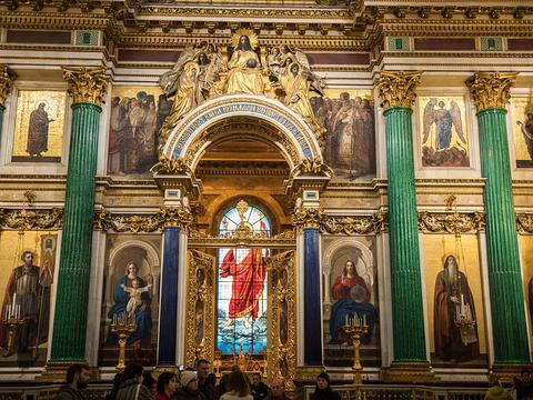 伊萨大教堂旅游景点图片