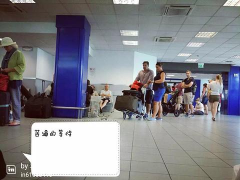 菲乌米奇诺机场旅游景点攻略图