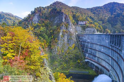 定山湖丰平峡大坝旅游景点攻略图