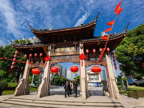 清名桥古运河景区旅游景点图片