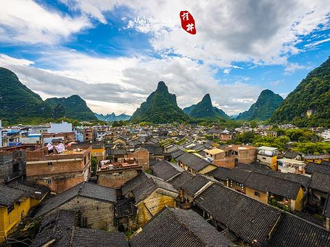 黄姚古镇旅游景点图片