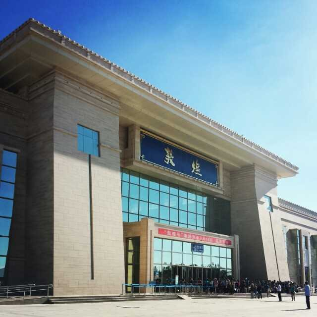 敦煌火车站到市区_一路向西之重走丝绸之路走进青海湖-兰州旅游攻略-游记-去哪儿