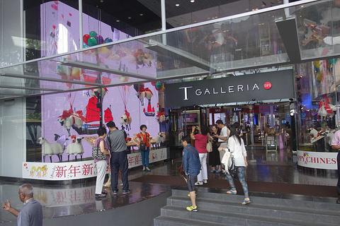 DFS旗下T广场(新加坡店)旅游景点攻略图