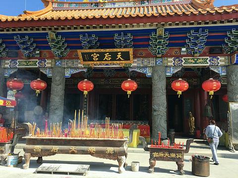 天后宫岭南民俗文化街旅游景点图片