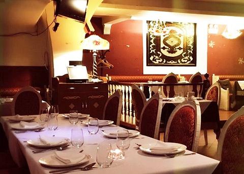红场俄式西餐厅旅游景点攻略图