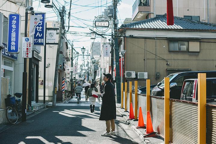 """""""日本很多和果子也是做的漂亮,吃口太甜,并不是我的菜,我最偏爱的当然还是日本的海鲜和和牛。_奈良町屋""""的评论图片"""