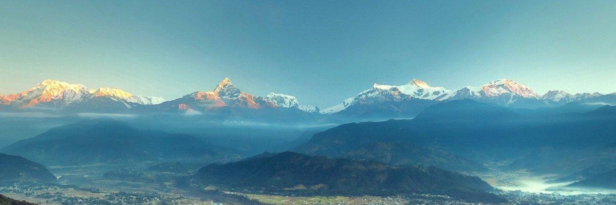 依旧纯净的天堂—致震后的尼泊尔