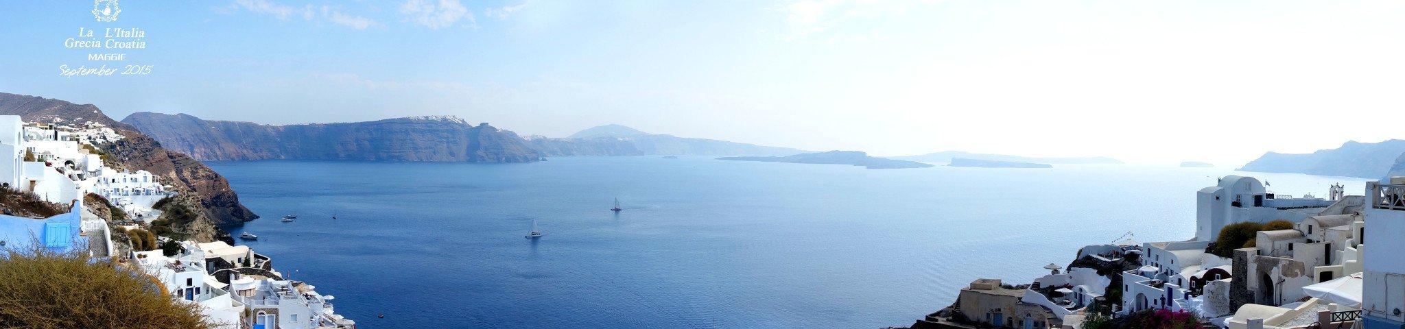 浪漫希腊意大利自由行
