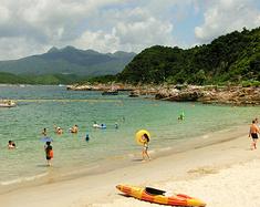 春夏之际游在香港