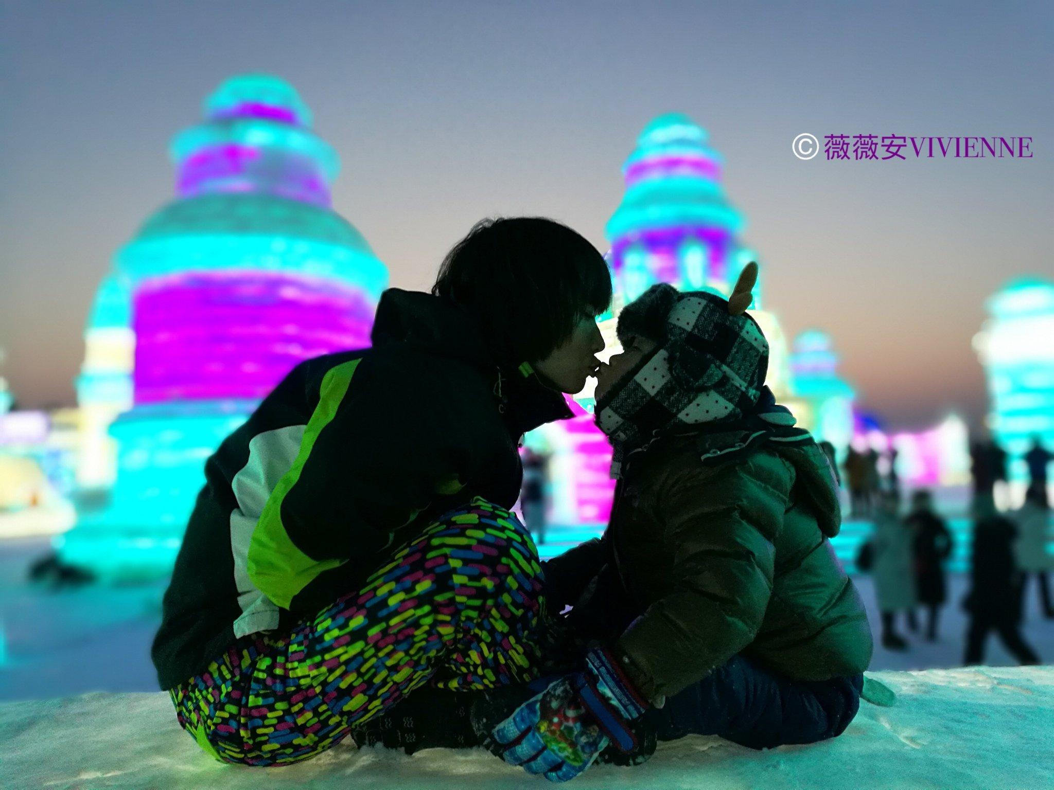 北国寻冬记--冰城哈尔滨