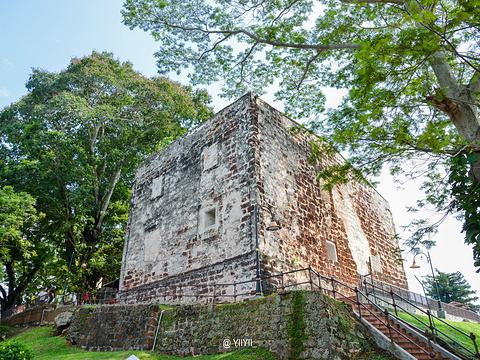 圣地亚哥城堡旅游景点图片