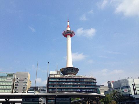 京都塔的图片