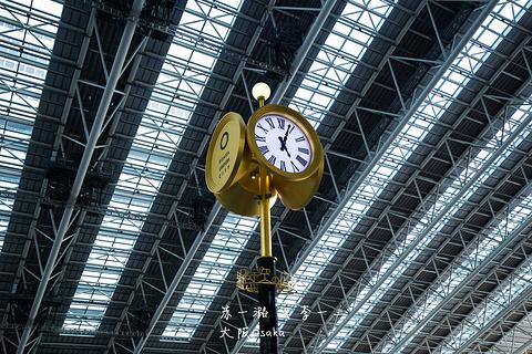 Osaka Station City旅游景点攻略图