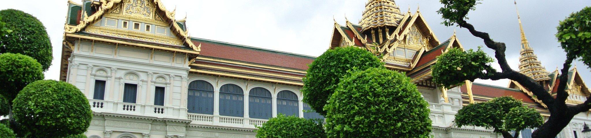 泰无下限小分队——泰国十一日游