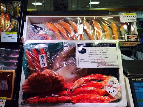 大丸札幌店旅游景点攻略图