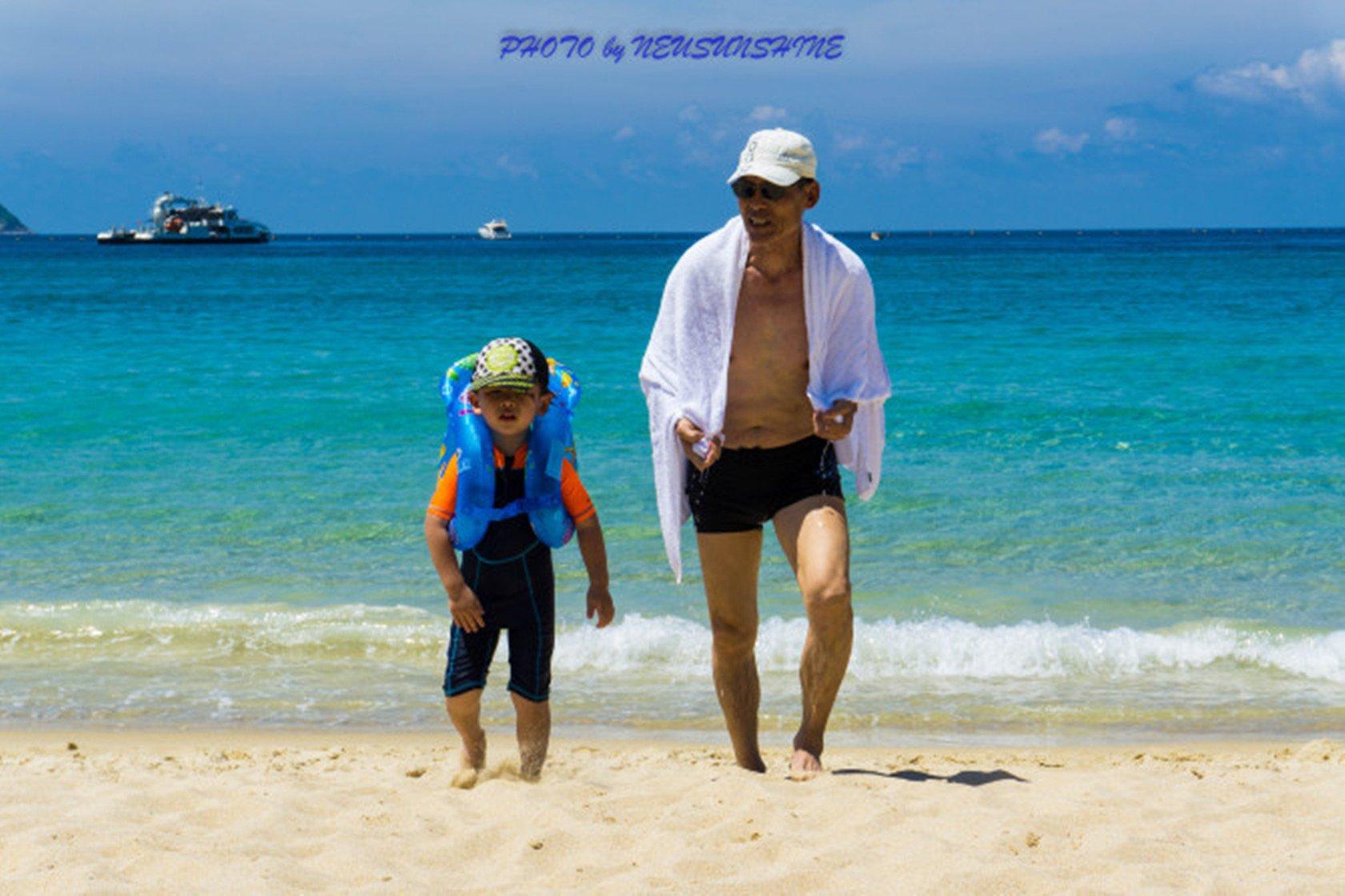 小M悠游记-三亚篇】带着父母、3+小M的七日亲子游