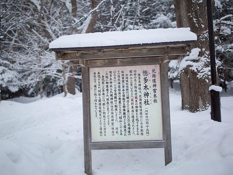 北海道神宫旅游景点图片