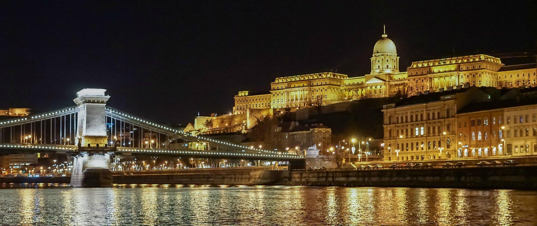 布达佩斯高端精致游轮两日游