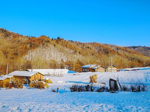 雪谷旅游景点图片
