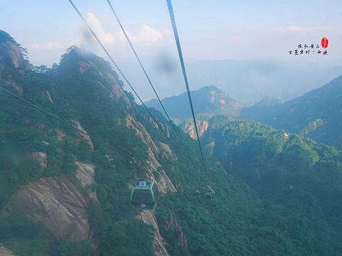 云谷索道旅游景点图片
