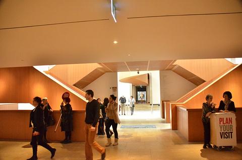 多伦多艺术中心旅游景点攻略图