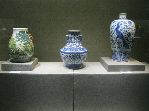 扬州双博馆旅游景点图片
