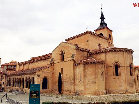 圣米怜教堂旅游景点图片