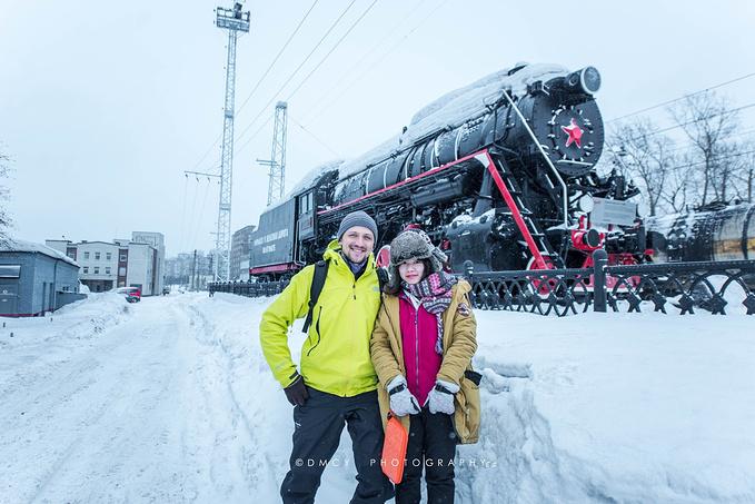 铁路枢纽 & 不冻良港图片