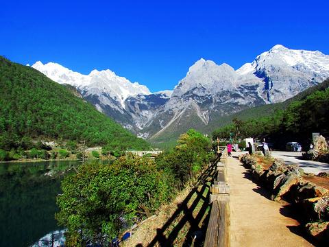 白水河旅游景点图片