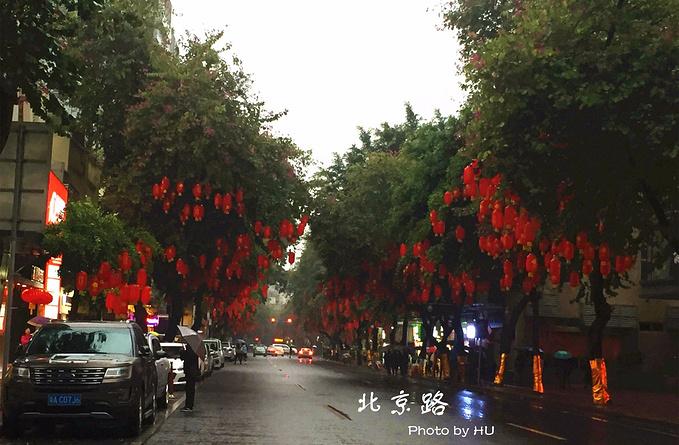 北京路千年古道遗址图片
