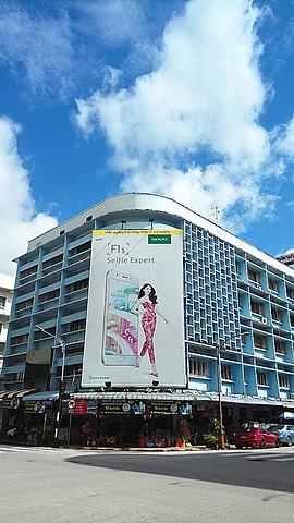 """""""合艾是泰南14府的交通中心和经济枢纽,在购物方面,合艾绝对可称得上是一个购物天堂_合艾火车酒店(The Train Hotel Hatyai)""""的评论图片"""