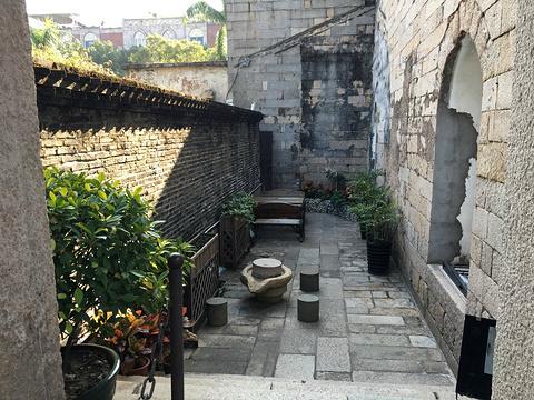 清净寺旅游景点攻略图