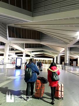 马德里火车站旅游景点攻略图