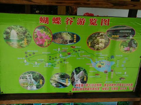 鼎湖山旅游景点攻略图