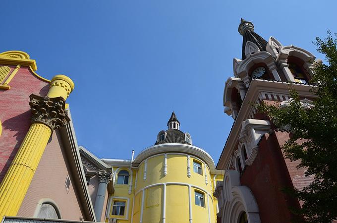 俄罗斯风情街图片